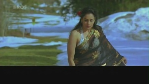 Hot n sexy Shweta Menon in swimsuit - Naan Avan Illai 2 - YouTube[(001349)20-49-03]
