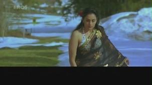 Hot n sexy Shweta Menon in swimsuit - Naan Avan Illai 2 - YouTube[(001349)20-49-03]