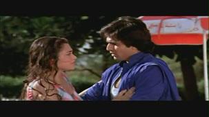 Mandakini and Karan Shah Kissing Scene - Apne Apne - Bollywood Forceful Kiss - YouTube(2)[(000285)20-21-08]