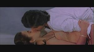 Mandakini and Karan Shah Kissing Scene - Apne Apne - Bollywood Passionate Lip Lock - YouTube[(000151)20-20-14]