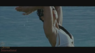 Mugdha Godse Rises from water in the film HELP - YouTube(3)[20-52-23]