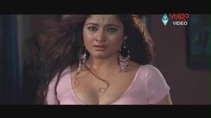 Kiran Rathod Sexy big Boob Show On Wet Saree From High School - YouTube(3)[(005440)19-57-32]