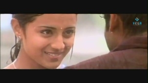 Mellagaa - Trisha Rain Song From Varsham Video Song HQ - YouTube[(000074)19-31-10]