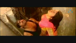 Mellagaa - Trisha Rain Song From Varsham Video Song HQ - YouTube[(004752)19-34-23]