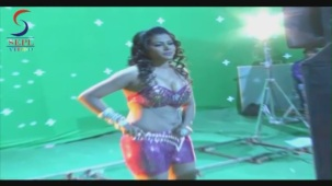 UNCENSORED!! Hot Seema Singh in Two Piece - Mahurat & On Location[20-52-35]