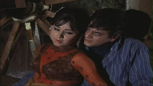 Haay Re Haay - Humjoli - Jeetendra, Leena Chandavarkar - Bollywood Superhit Rain Song - YouTube[(001112)19-52-19]