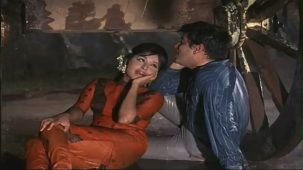 Haay Re Haay - Humjoli - Jeetendra, Leena Chandavarkar - Bollywood Superhit Rain Song - YouTube[(003168)19-59-05]
