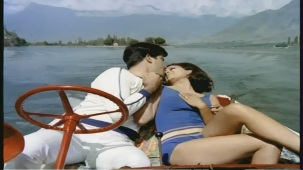 Mere Bechain Dil Ko Chain - Hindi Romantic Song - Aamne Saamne - YouTube(3)[(007351)21-37-18]