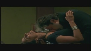 Kamal Sadanah and Suchitra Pillai Kissing Scene - Karkash - Bollywood Bedroom Romance[20-11-24]