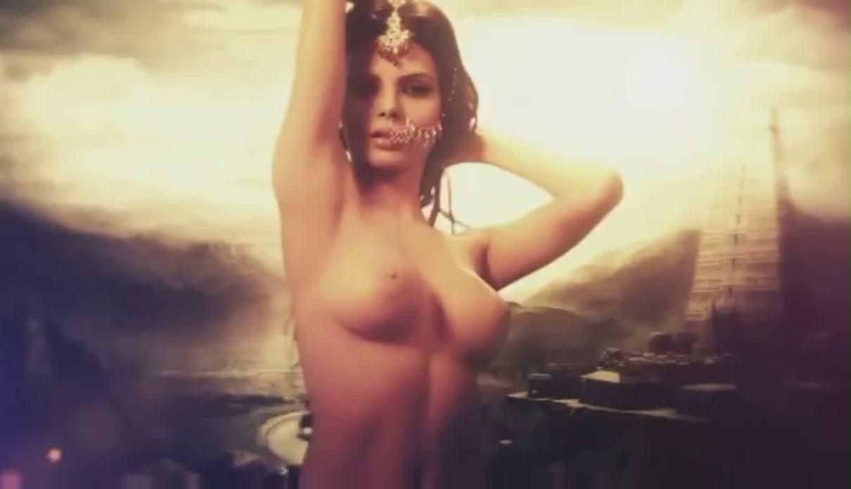 Sherlyn chopra nude photoshoot video-6662