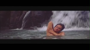 Monkey Steals Rani's Clothes - Boy Friend - Sheeba - Ravi Behl - Bollywood Drama Scenes[19-27-33]