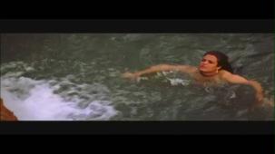 Monkey Steals Rani's Clothes - Boy Friend - Sheeba - Ravi Behl - Bollywood Drama Scenes[19-30-14]