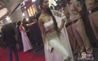Shriya Saran Deep Neck Tight Choli - YouTube(2)[(001367)19-02-14]