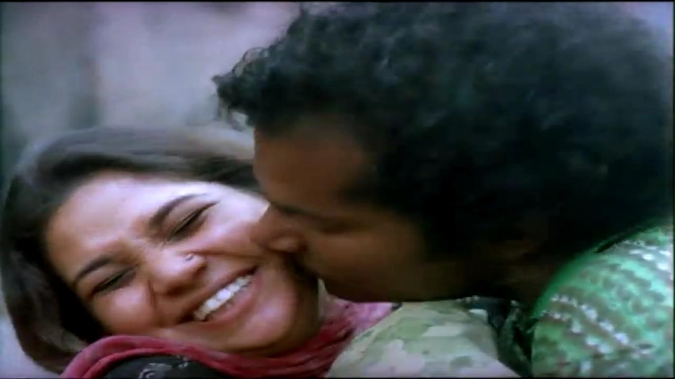 Sudipta Chakraborty  A Playful Smooch Scene  Bariwali -4383