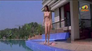 Sathi Leelavathi movie songs - Virahamlo song - Shamita Shetty, Shilpa Shetty[19-10-43]