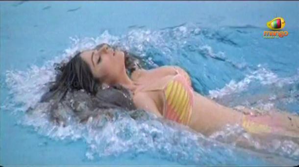Sathi Leelavathi movie songs - Virahamlo song - Shamita Shetty, Shilpa Shetty[19-11-46]