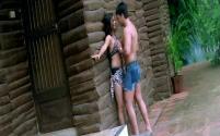 Yeh Lamhe Judaai Ke - Part 8 Of 10 - Shah Rukh Khan - Raveena Tandon - Superhit Bollywood Movies - YouTube(4)[19-38-31]