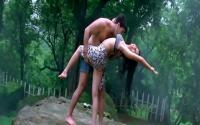 Yeh Lamhe Judaai Ke - Part 8 Of 10 - Shah Rukh Khan - Raveena Tandon - Superhit Bollywood Movies - YouTube(4)[19-38-55]